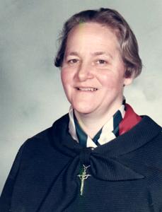 <b>Louise Gertrude</b> Smith1 - smith-louise-gertrude-c1920-1989-tmg111116